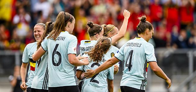Foto: Champions League féminine: Wolfsburg et Tessa Wullaert plantent 12 buts à l'Atletico!
