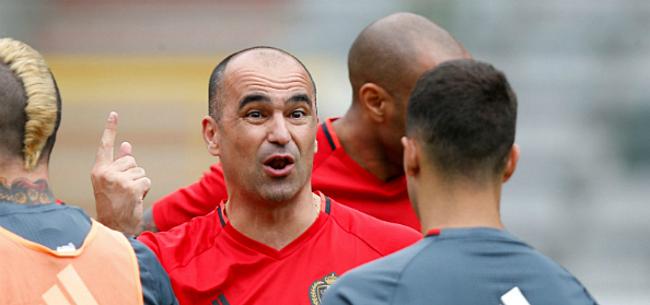 Foto: Surprise générale: ce club veut enlever Martinez aux Diables rouges