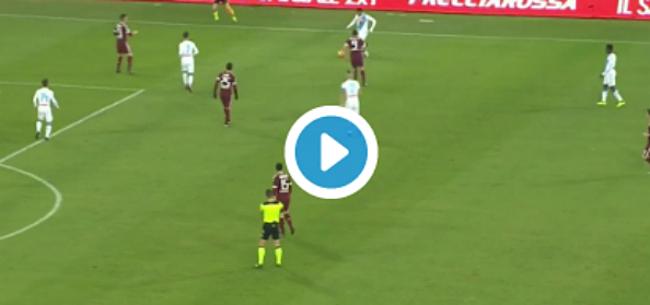 Foto: VIDEO Ce bijou de Mertens élu plus beau but de Serie A