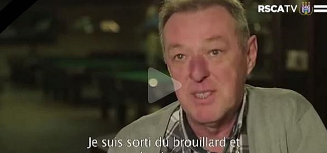 Foto: L'hommage d'Anderlecht à Mister Europe