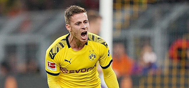 Foto: Dortmund fait un beau cadeau à Thorgan Hazard