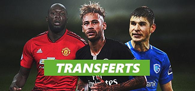 Foto: TRANSFERTS 1/2: Un transfert record pour Genk, la pression sur Courtois