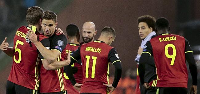 Foto: Ces deux Belges pourraient vite suivre Witsel en Chine