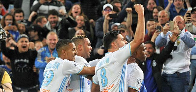 Foto: Ligue 1: Deuxième succès de rang pour l'OM qui s'impose sur le fil à Nantes