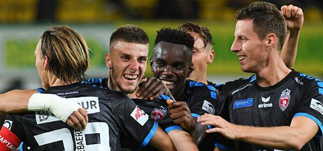 Foto: Pro League - Mouscron prend trois points précieux en déplacement