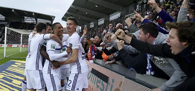 Foto: Deux clubs anglais font de la surenchère pour ce joueur: tout bon pour les finances d'Anderlecht