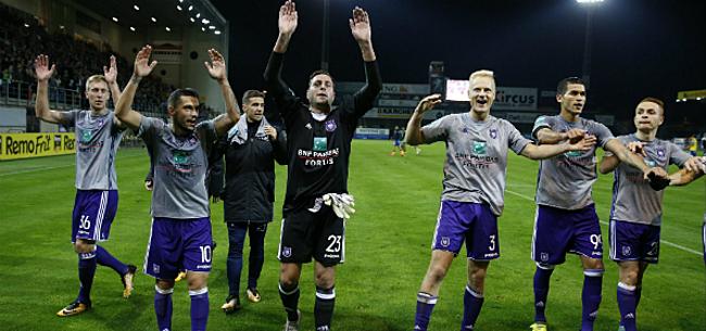 Foto: Vanhaezebrouck se rapproche d'Anderlecht