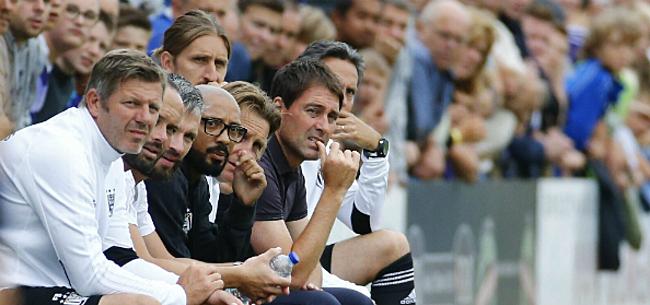 Foto: Six Anderlechtois incertains pour la Super Coupe
