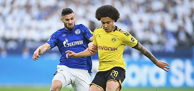 Foto: Impressionnant: Witsel meilleur milieu de Bundesliga dans deux domaines