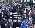 Les fans de City réagissent à la violente agression commise par les Brugeois
