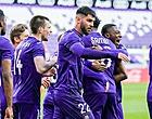 Foto: Anderlecht renvoie deux acquisitions sans ménagement