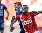 Foto: Le noyau du Standard pour le déplacement à Anderlecht, pas de Carcela