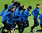 """Foto: Le """"topper"""" annulé à cause du Dynamo Kiev"""