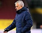 """Foto: Mourinho: """"Un honneur de jouer contre l'équipe de Luciano D'Onofrio"""""""