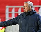 Foto: La réaction de Mourinho après la défaite de Tottenham à l'Antwerp