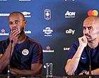Foto: Degryse donne son avis sur l'affaire du coup de fil entre Kompany et Guardiola