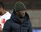 Foto: AÏE Grosse tuile pour le Standard avant le match contre Anderlecht