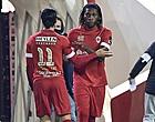 """Foto: Courtois: """"Mbokani et Refaelov à Anderlecht, pas une mauvaise idée"""""""