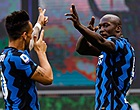 Foto: La réaction de Romelu Lukaku après le but de Sambi Lokonga