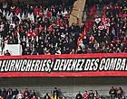 Foto: Les fans du Standard envoient un message à la direction