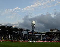 Ca dégénère à Charleroi: des dégâts dans le stade