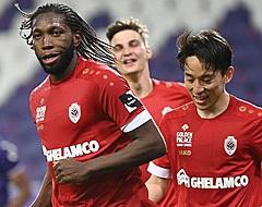 L'Antwerp privé de Mbokani pour affronter le Club de Bruges?