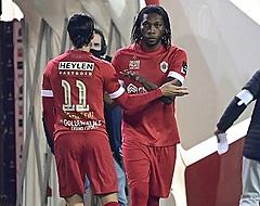 """Courtois: """"Mbokani et Refaelov à Anderlecht, pas une mauvaise idée"""""""