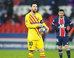 Messi fait vaciller Iniesta, Alves pourrait suivre
