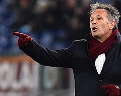 Un coach de Serie A explose: il recherche le fautif