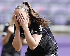 RSCA Women commence les Play-Off 1 par une fausse note