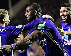 TRANSFERTS 5 départs à Anderlecht; le Club et l'Antwerp veulent un attaquant