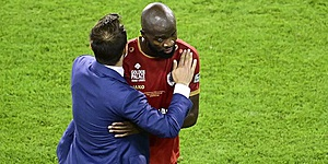 Foto: TRANSFERTS Qu'est-ce que Lamkel Zé faisait là? Lukaku pour remplacer Benzema?