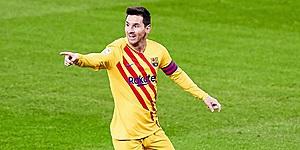 """Foto: Il le confirme: """"Messi est sur notre shortlist"""""""