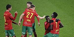 Foto: Ostende prête son attaquant sénégalais au club frère français de Nancy