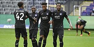 Foto: Un Anderlechtois peut déjà se trouver un nouveau club