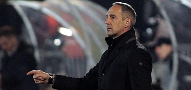 Foto: Le coach de Francfort furieux: