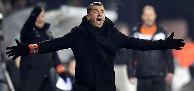 Foto: Custovic après son licenciement :