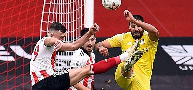 Foto: Mitrovic rate un penalty et en commet un: Fulham ne gagne toujours pas