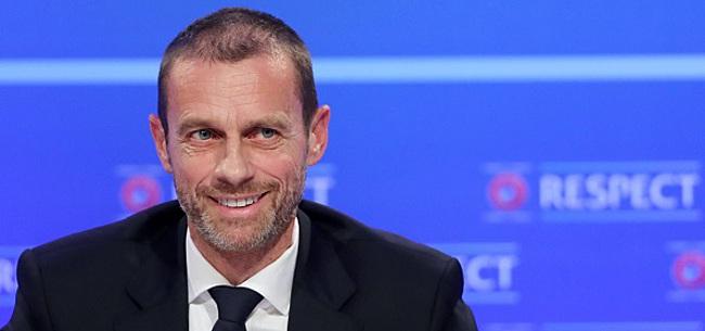 Foto: Un important changement en vue en Ligue des Champions