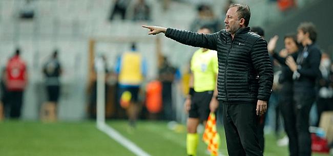 Foto: Sans Batshuayi, Besiktas perd pour la première fois de la saison