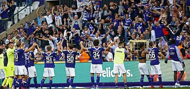 Foto: Grande braderie à Anderlecht: ces 8 joueurs doivent s'en aller