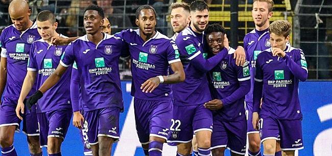 Foto: Degryse révèle la priorité d'Anderlecht