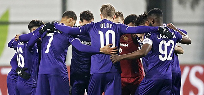 Foto: Anderlecht: deux départs dans les prochains jours?