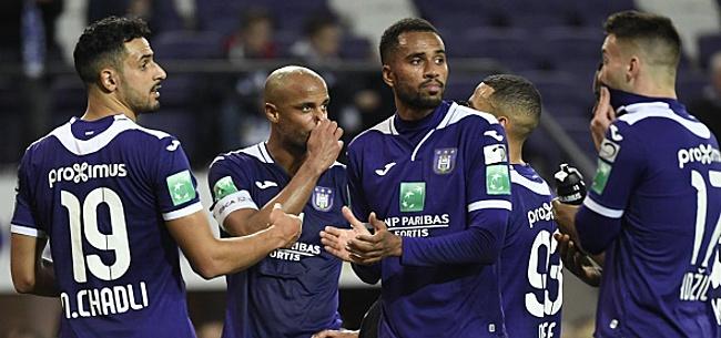 Foto: Coup double sur le marché des transferts pour Anderlecht
