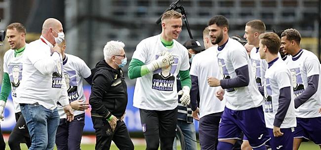 Foto: Après l'AJAX, Anderlecht pacte un autre match amical