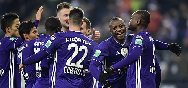 Foto: Anderlecht a rendez-vous avec deux clubs allemands