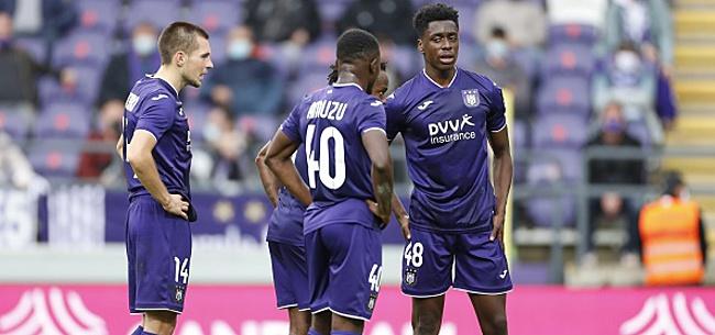 Foto: Anderlecht: c'est pas gagné d'avance dans les deux cas