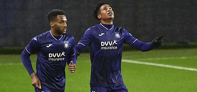 Foto: Pas de miracle à Rocourt, Anderlecht dernier qualifié pour les huitièmes