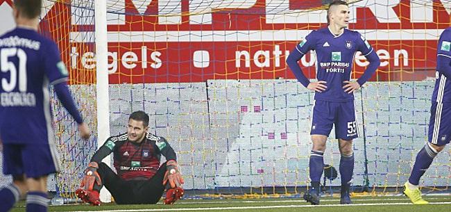 Foto: Un gardien pourrait faire son retour à Anderlecht l'été prochain