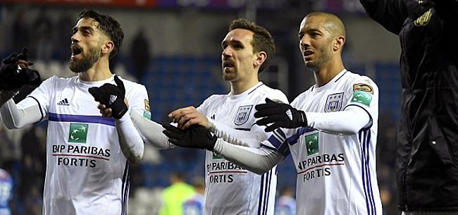 Foto: Anderlecht surprend:  il négocie avec deux joueurs de JPL